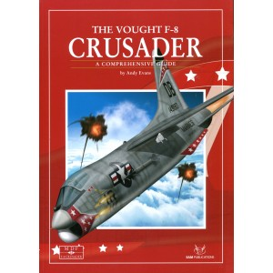 Modellers Datafile 32 - The Vought F-8 Crusader