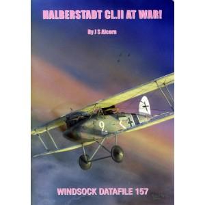 Halberstadt CL.II At War!