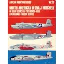 North American B-25A/J Mitchell