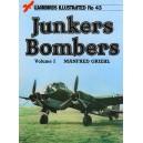 Junkers Bombers Volume I