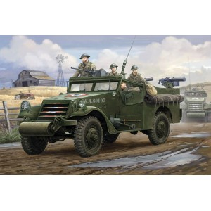 M3A1 White Scout Car (early)