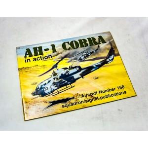 AH-1 Cobra in Action
