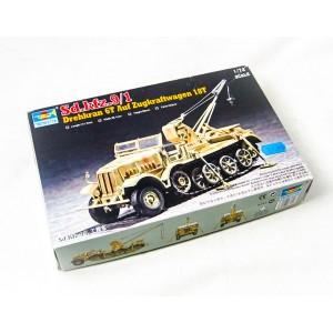 Sd.Kfz.9/1 Famo 18T with Bilstein crane Late