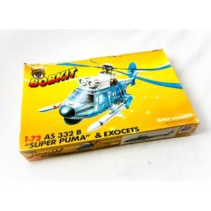 AS 332 B Super Puma & Exocets