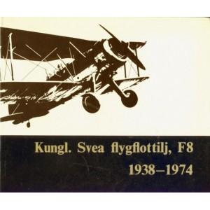 Kungl. Svea flygflottilj, F8 1938-1974