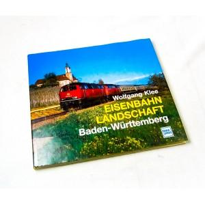 Eisenbahn-Landschaft Baden-Württemberg