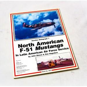 North American F - 51 Mustangs