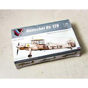 Henschel Hs -126