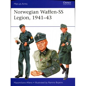 Norwegian Waffen-SS Legion, 1941–43