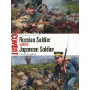 Russian Soldier vs Japanese Soldier Manchuria 1904–05