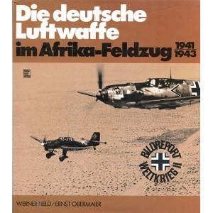 Die deutsche Luftwaffe im Afrika-Feldzug, 1941-1943