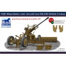 OQF 40mm Bofors Anti-Aircraft Gun MK.I/III British Versiom