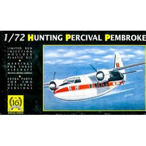 Hunting Percival Pembroke - med svenska dekaler