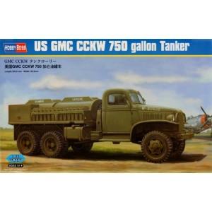 US GMC CCKW 750 Gallon Tanker