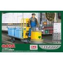 Special Loader Series Nichiyu Eletruck Fish Market Use