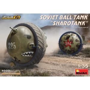 "Soviet Ball tank ""Sharotank"" 'What if series..."""