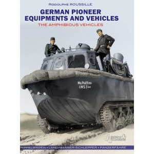 German Pioneer Equipments and Vehicles - The Amphibious Vehicles