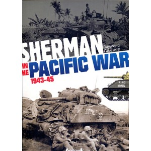 Sherman in the Pacific War 1943-45