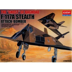 F-117A Stealth Fighter The Ghost of Baghdad