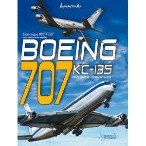 Boeing 707 KC-135 and Their Derivatives