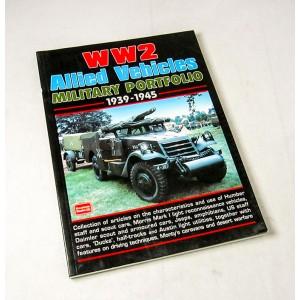 WW2 Allied Vehicles Military Portfolio 1939-45