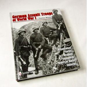 German Assault Troops of World War I
