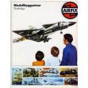 Airfix Katalog 9:e Upplagan 1972