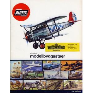 Airfix Katalog 8:e Upplagan 1971