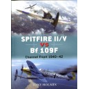 Spitfire II/V vs Bf 109F Channel Front 1940–42