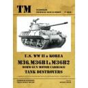 Tankograd 6036 U.S WWII & Korea