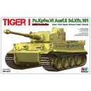 Tiger I Aust.E (Sd.Kfz.181) Initial Prod. in Africa