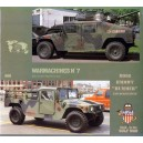 Warmachines 7 - M998 HMMWV Hummer and Derivatives