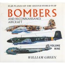 Bombers and Reconnaissance Aircraft  Volume NIne