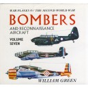 Bombers and Reconnaissance Aircraft  Volume Seven