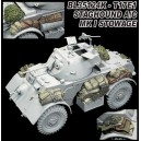 T17E1 STAGHOUND A/C MK I STOWAGE