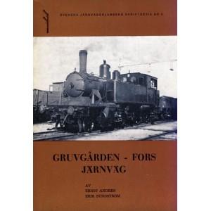 Gruvgården-Fors järnväg