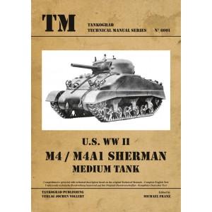 U.S. WW II M4, M4A1 Sherman