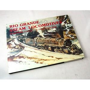 Rio Grande Steam Locomotive