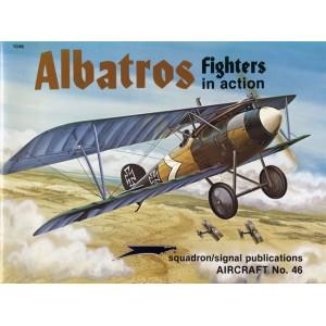 Albatros Fighters in action