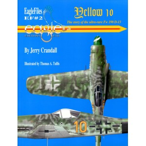 Yellow 10 - The Story of the Ultra-rare Fw 190 D-13