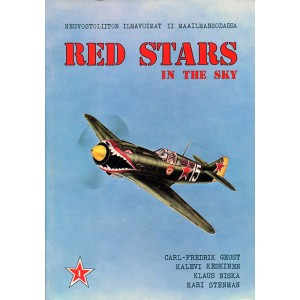 Red Stars in the sky