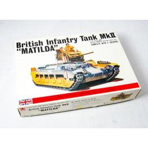 British Infantry Tank MkII Matilda