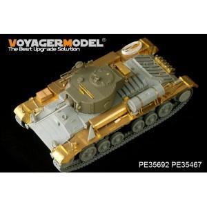 WWII British Valentine Mk.III Infantry Tank