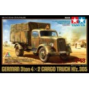 German 3ton 4x2 Cargo Truck Kfz.305