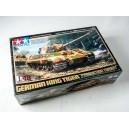 German King Tiger - Production Turret