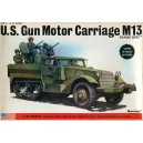 U.S. Gun motor Carriage M13