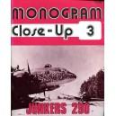 Monogram Close-Up 3: Junkers 290