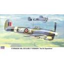 Typhoon Mk.IB Early Version No.56 Squadron