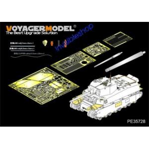 US M6 Heavy Tank Detailing Set