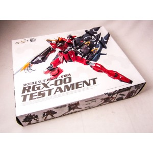 Mobile Suit ZGMF-X12A RGX-00 Testament